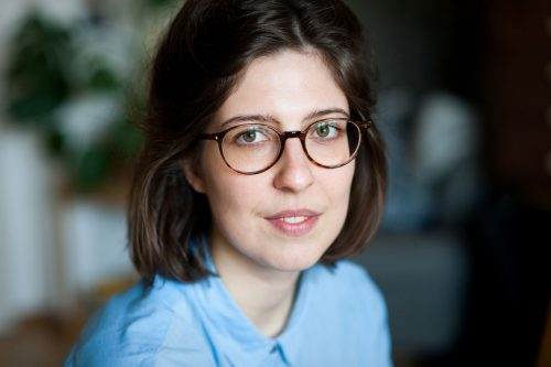 Zu Gast auf dem Sofa: Kristin Höller