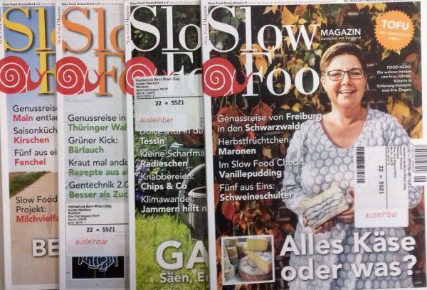 """""""Slow Food"""" in Rheinbach"""