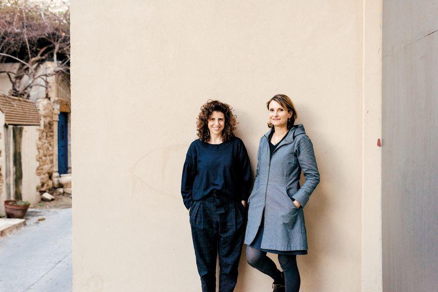 Lesung in St. Augustin: Yael Nachshon Levin und Anja Reich